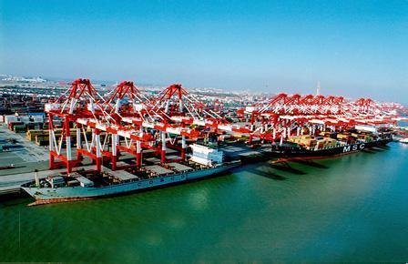 前11个月山东进出口17483.7亿元 同比增7.4%