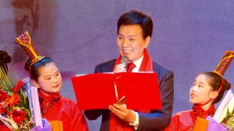 表演艺术家刘纪宏:传承孔子的儒学思想 就是在传承中华民族的传统文化