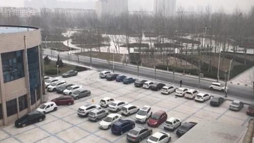 海丽气象吧 滨州迎来2018年第一场雪 部分高速路段已封闭