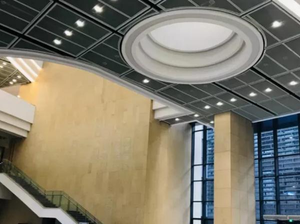 威海图书馆新馆开馆在即 吉祥物首揭神秘面纱