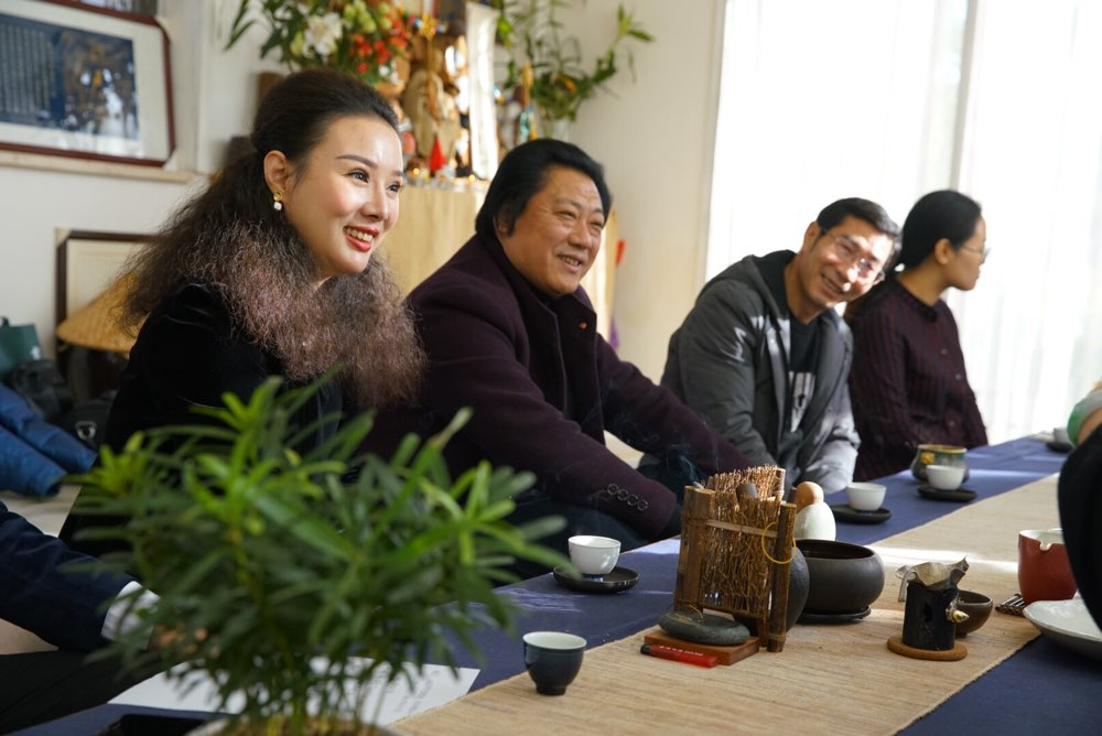 焚香听琴花事至 济南市历下区音乐家协会古琴专业委员会成立