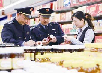 淄博两区县公布食品抽检信息 这122批次产品被检不合格
