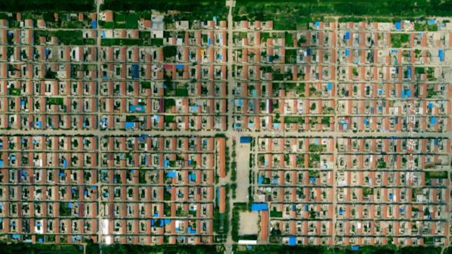 82秒|菏泽黄河摊区建起新村台 托起百姓安居梦丨《飞阅齐鲁》