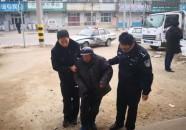 巡逻中发现昏迷老人 潍坊热心民警上演暖心一幕