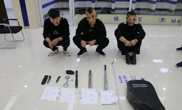 殴打、电击...暴力讨债!阳谷一犯罪团伙3人被刑拘1人仍在逃