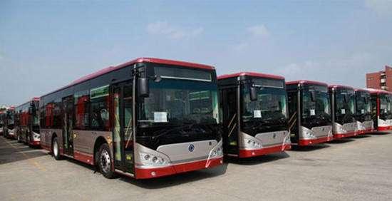 桓台126路公交车26日起调整线路 终点站改为淄博北站
