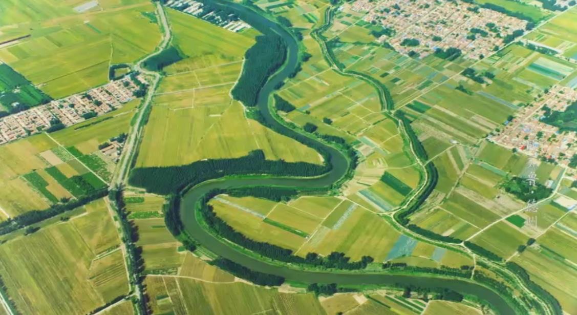 这里有色彩斑斓的田野和星罗棋布的村镇 看迤逦的江河润泽德州丨飞阅齐鲁