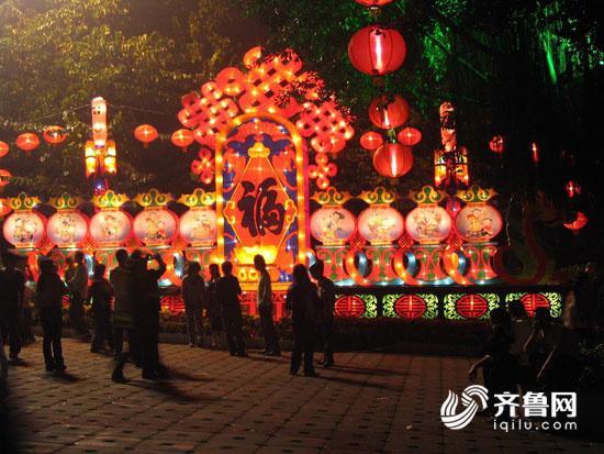 腊月二十三至正月三十,2019青州古城大型灯会精彩亮灯