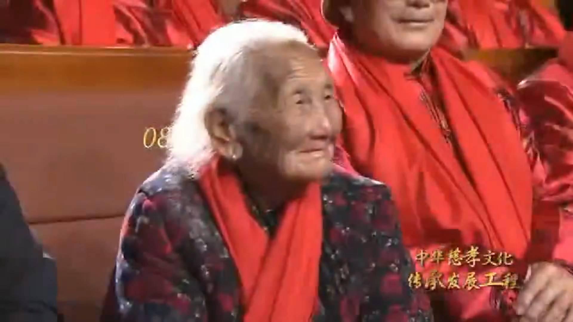 送别沂蒙红嫂张淑贞 44秒回顾老人生前最后影像