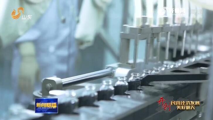 【开创民营经济发展美好明天】齐鲁制药:持续加大创新 迈向产业高端