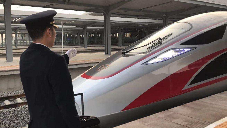 16秒丨快上车!2小时内泉城到岛城,济青高铁准备好了