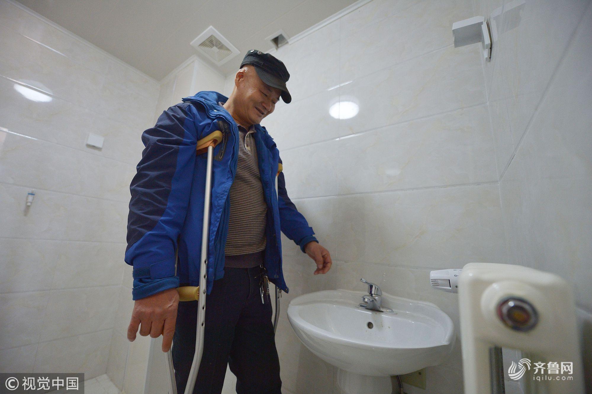 """青岛首次推出无障碍保障房 圆特殊人群""""安居梦"""""""