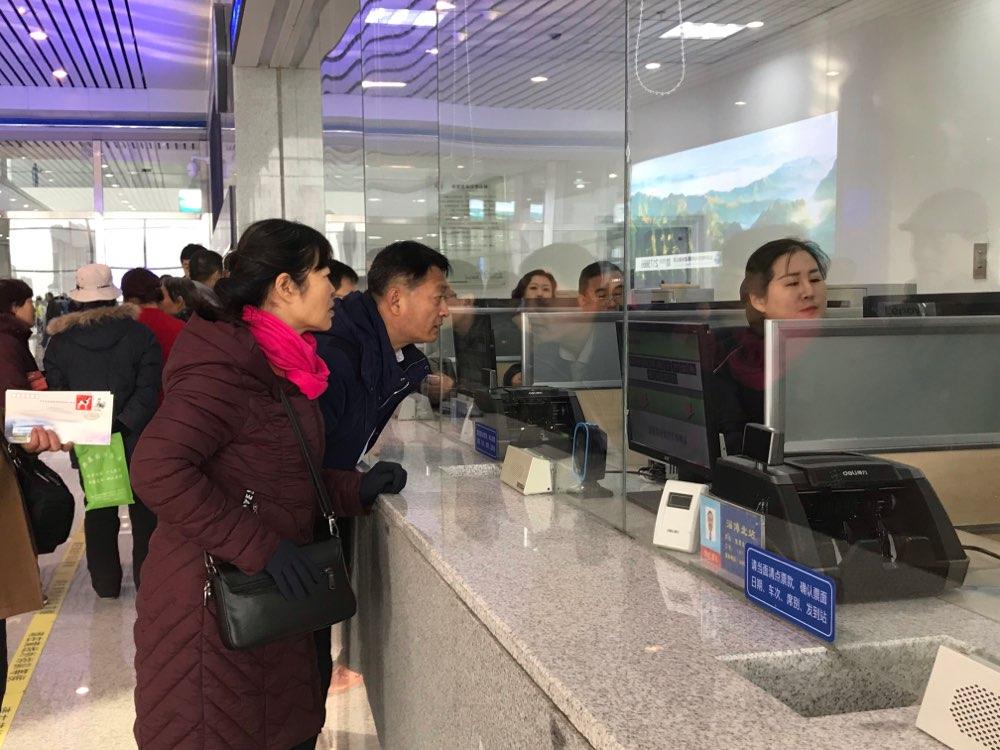 """""""复兴号""""来了!淄博北站正式通车启用"""