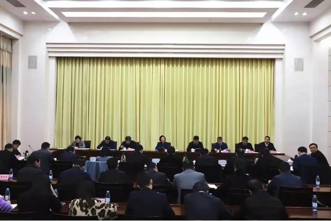 济南市委统战部召开工作务虚会 研究谋划2019年工作