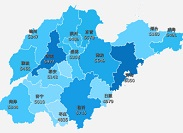 2018山东省就业市场年终薪酬报告:14地市薪酬超5000元