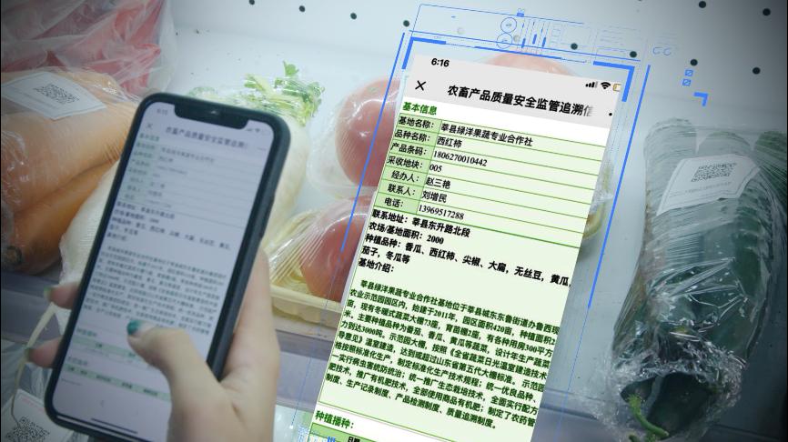 聊城推进省级食品安全城市创建 380余家企业产品实现可追溯