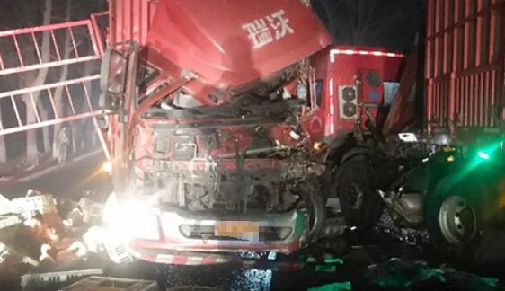 发生交通事故较多 山东10家运输企业被曝光