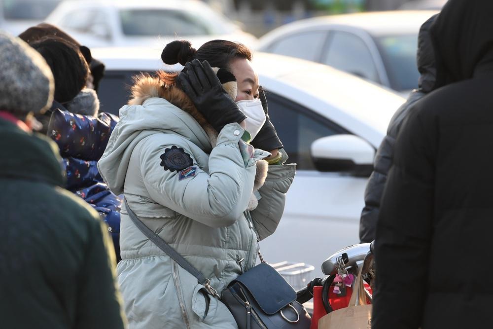 冷冷冷! 济南市区-10℃迎来今冬以来最冷一天