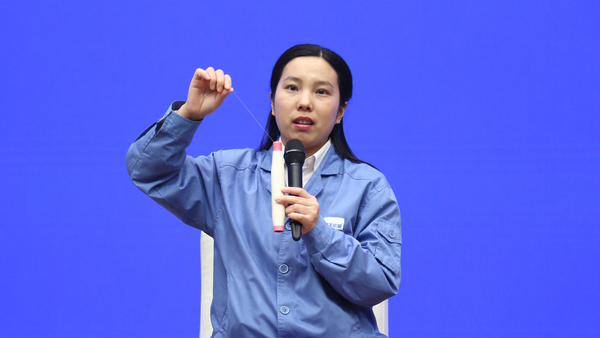 德州85后高技能人才王晓菲出席国新办见面会 听听她都说了啥?