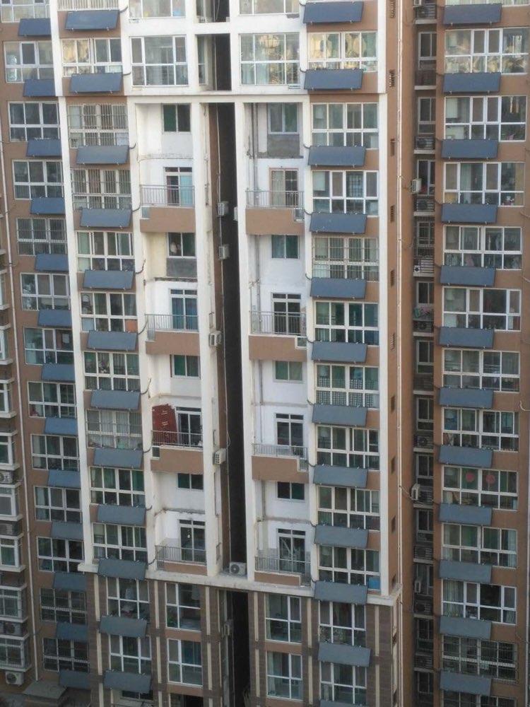 又拆了!济南市中区55户业主自拆完毕通过验收