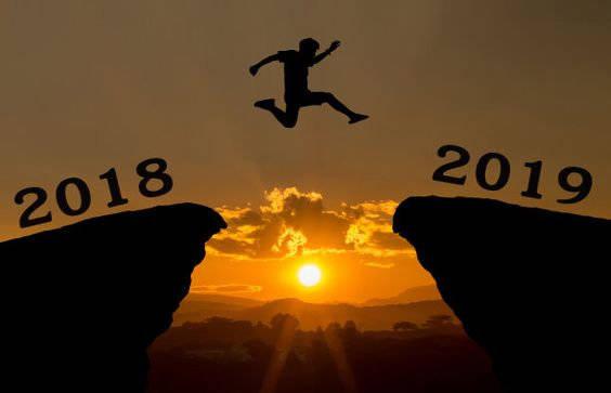 街采丨和2018年好好告别,笑着拥抱2019