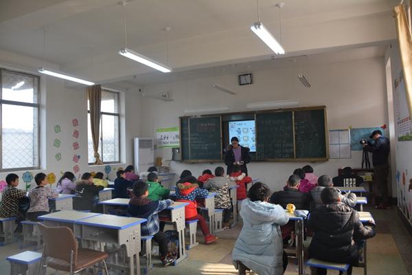 菏泽:不让一所学校、一个班级、一名孩子在教育路上掉队