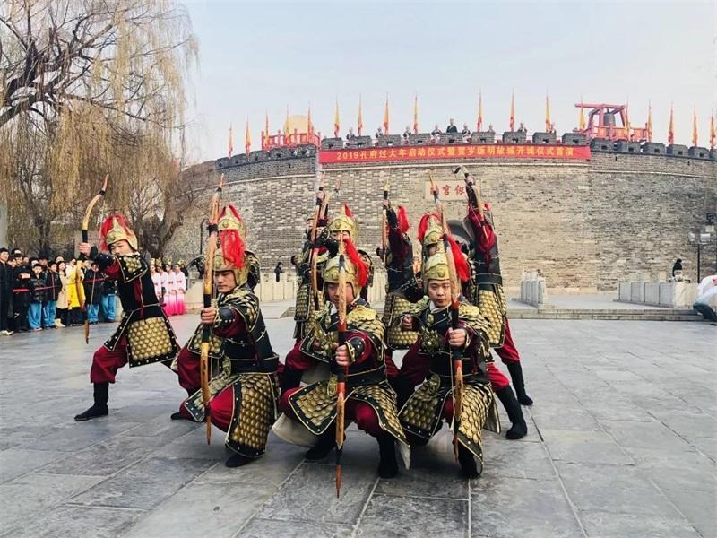 元旦假期济宁共待客31.86万人次 实现旅游收入1206.11万