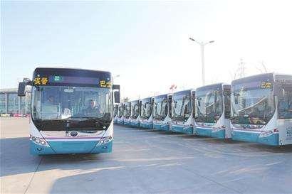 青岛26路等3条公交首班车提前 末车延时