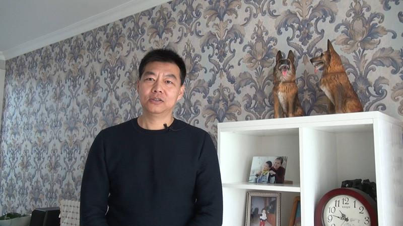 专访在俄勇斗歹徒的山东好汉朱川:为同胞挺身而出是我的责任和义务