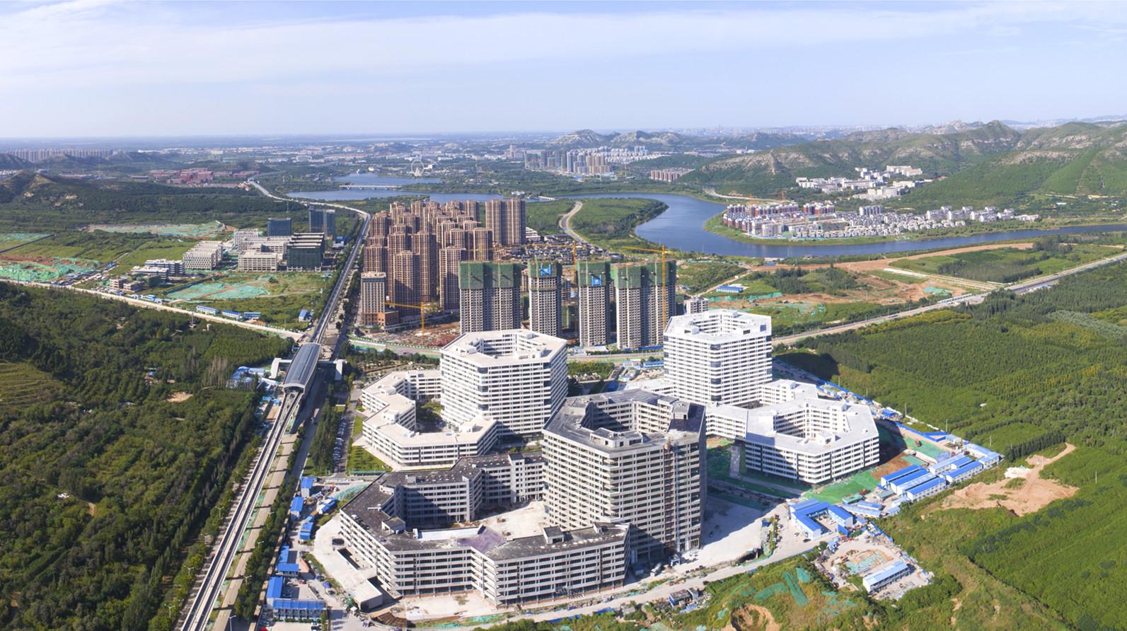 79秒丨济南首列地铁以它命名,吸引北京人来工作…济南这座神秘的创新谷里都有啥?