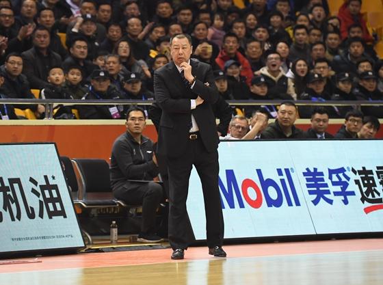 吴庆龙确认莫泰将替回桑普森 队员憋足劲赢福建