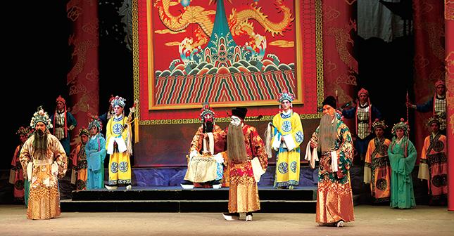 文化惠民!连续4天豫剧专场在聊城影剧院上演