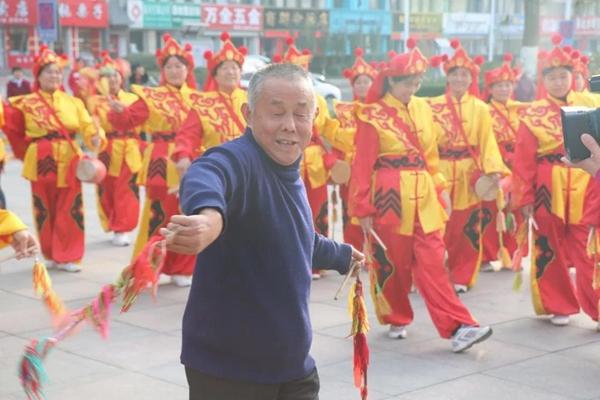 """商河非遗传承人杨克圣、张继福被评为2018年度济南市""""优秀民间艺人"""""""