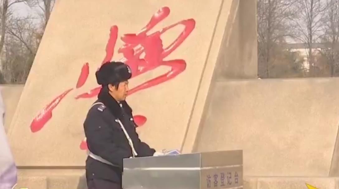 """青岛农大保安自学英语成""""网红"""" 闲暇时还去蹭课"""