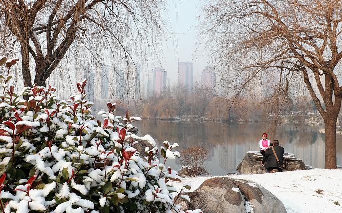 海丽气象吧丨枣庄最大降雪量达2.6毫米 未来几天最低温度零下4度