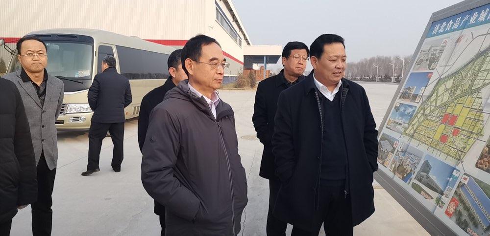 济阳区委书记吕灿华:要把项目建设作为发展的重中之重