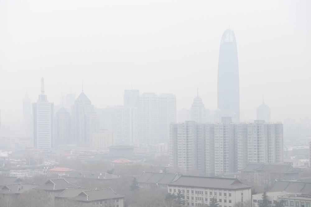 今晨济南雾蒙蒙 未来三天空气质量较差
