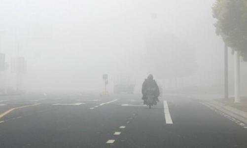 海丽气象吧丨周末滨州持续大雾 请收好这份安全出行攻略