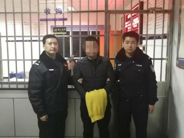 日照男子驾照被吊销仍开车上路 目前已被送入拘留所
