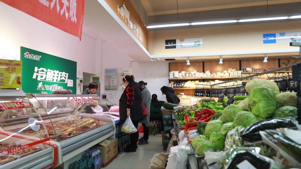 每周质量报告 山东多地市场仍大量使用免费塑料袋购物