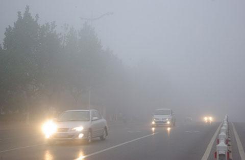 海丽气象吧|山东:大雾橙色预警降为黄色预警 明后天天气将改善