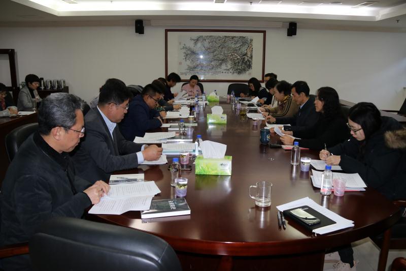 九三学社山东省委今年拟提交集体提案15件