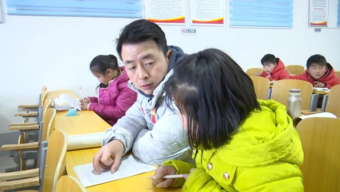 41秒|点赞!临清这位第一书记组建爱心学堂 解在外村民后顾之忧