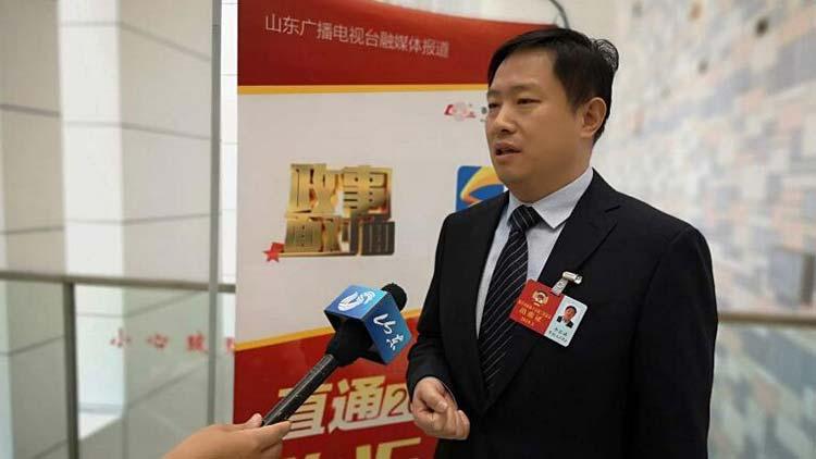 聚焦臨沂兩會丨李宗濤:以新一輪商城發展為契機全面部署臨沂商城發展