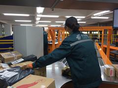 日处理超200万件!山东最大的包裹邮件处理中心运行