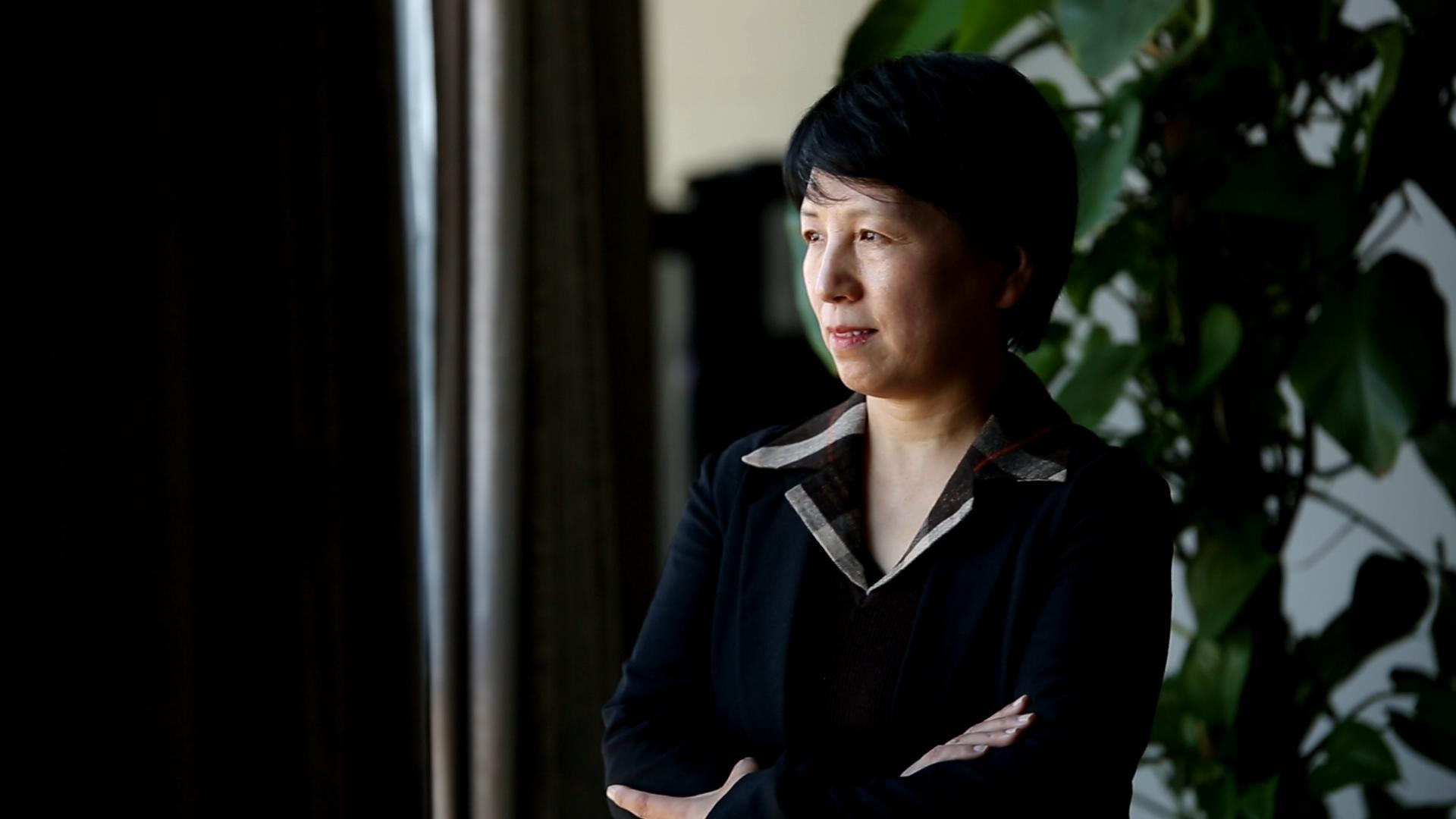 《理响中国》第二季丨悠悠寸心寄蓝天的大气处处长