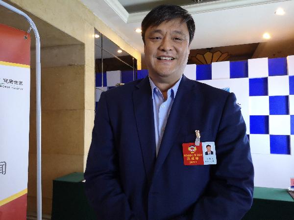 聚焦临沂两会丨委员刘田义:提升商品市场普惠金融服务助力民营企业发展