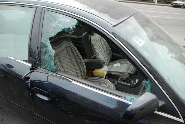 聊城一砸车玻璃盗窃团伙落网 涉案价值30余万元