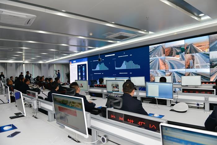 平安春运!聊城高速公路智慧交通平台正式投入使用