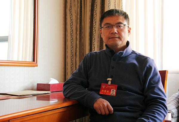 """聚焦淄博两会丨委员郝博:规范提升""""乡村大集"""" 促进美丽乡村建设"""